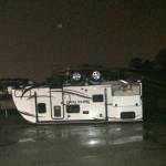Can High Winds Flip RVs Parked In A Campground?