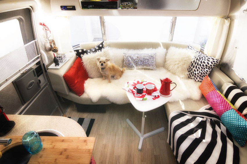 Part-Time RV into a Full-time Home