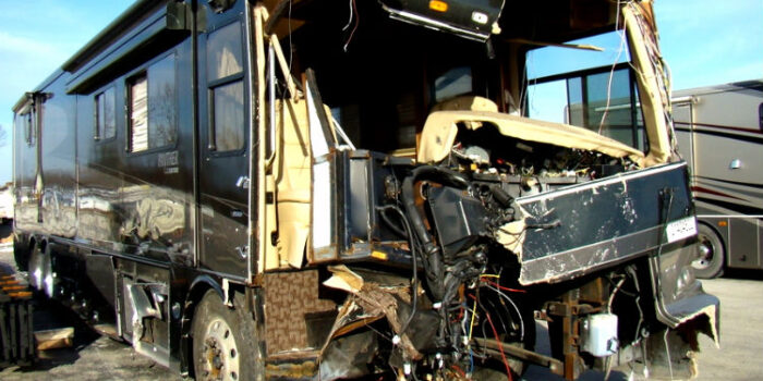 Drowsy RV Drivers
