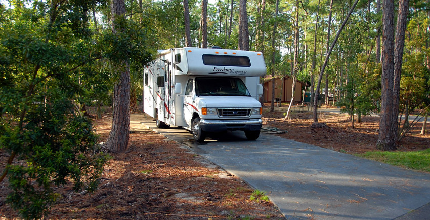 green RV living
