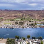 Camping, Golfing on the Colorado River