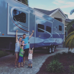 America's Full-time RVing Couples with Kids Welcomes The Price Family