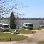 Enjoy Spacious Camping At Army Corps Of Engineers RV Campgrounds