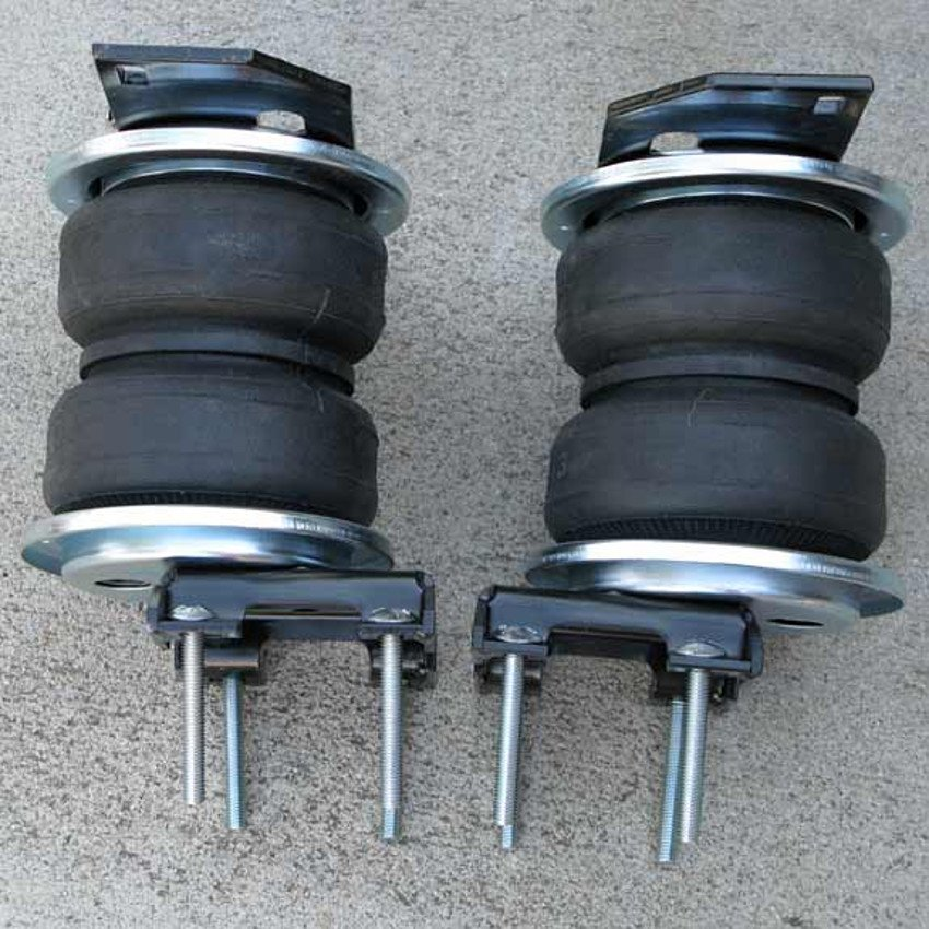 Air Bag Suspension Mods for RV