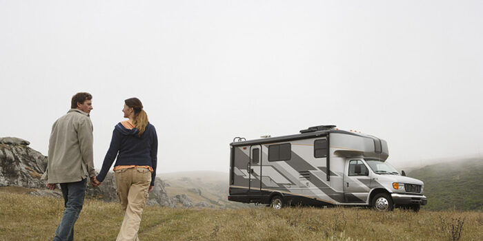 full-time RVing before retirement
