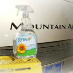Green RVing Is Easy With DIY RV Cleaners