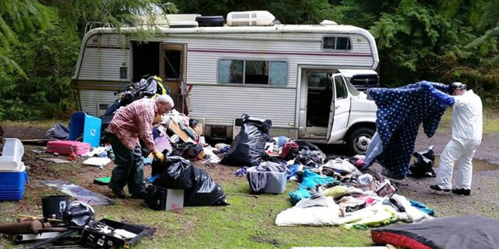 Illegal Dumps Threaten Free Camping