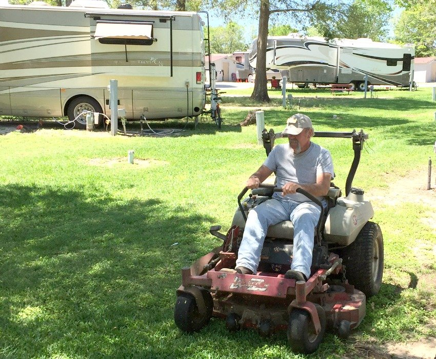 campground worker shortages