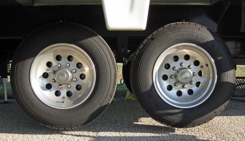 matching trailer tires