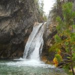 Lady Face Falls: A Must-See On Your Next Trip To Central Idaho