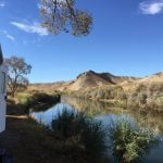 This Nevada Rest Area Has Peaceful Riverfront Sites