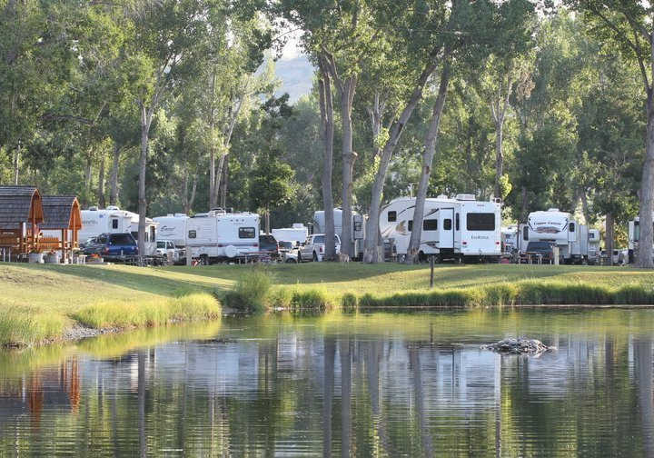 First KOA Campground In Billings, Montana