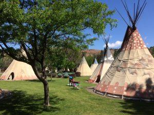 RV Parks And Hot Springs Near Central Oregon: KahNeeTa