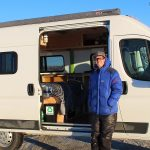 This Man's Love Of The Outdoors Inspired A Van Life Business