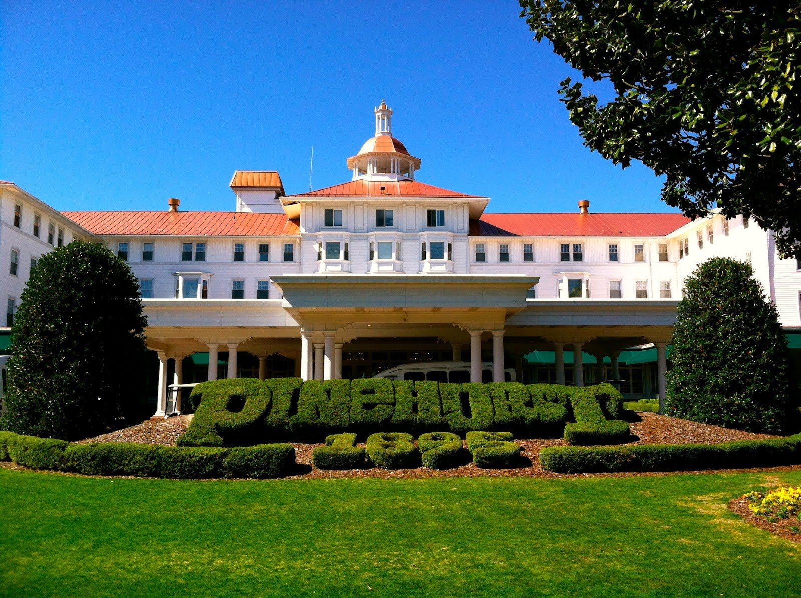 Hotels Near Pinehurst Resort Nc