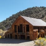See The Remains Of This Abandoned Nevada Ghost Town