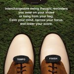 Before Your Next Golf Swing, Shoe Tips Will Keep You In Focus