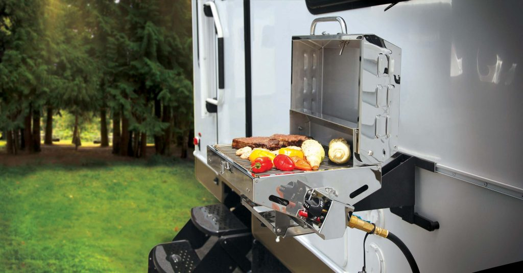 10 Best Portable Grills And Portable BBQs For Campers & RVers
