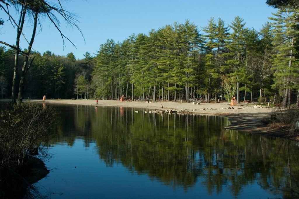 The Best State Parks For Camping In New England