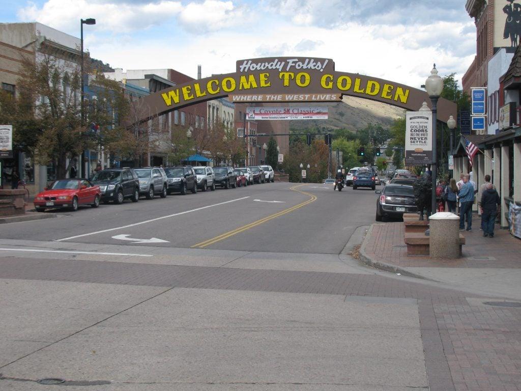 Golden, Colorado