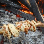 How To Cook Breakfast Over The Campfire With A Stick