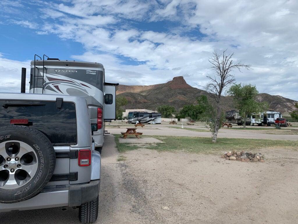 Texas RV park