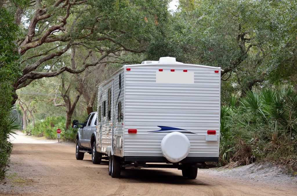 annoy campground and RV park neighbors