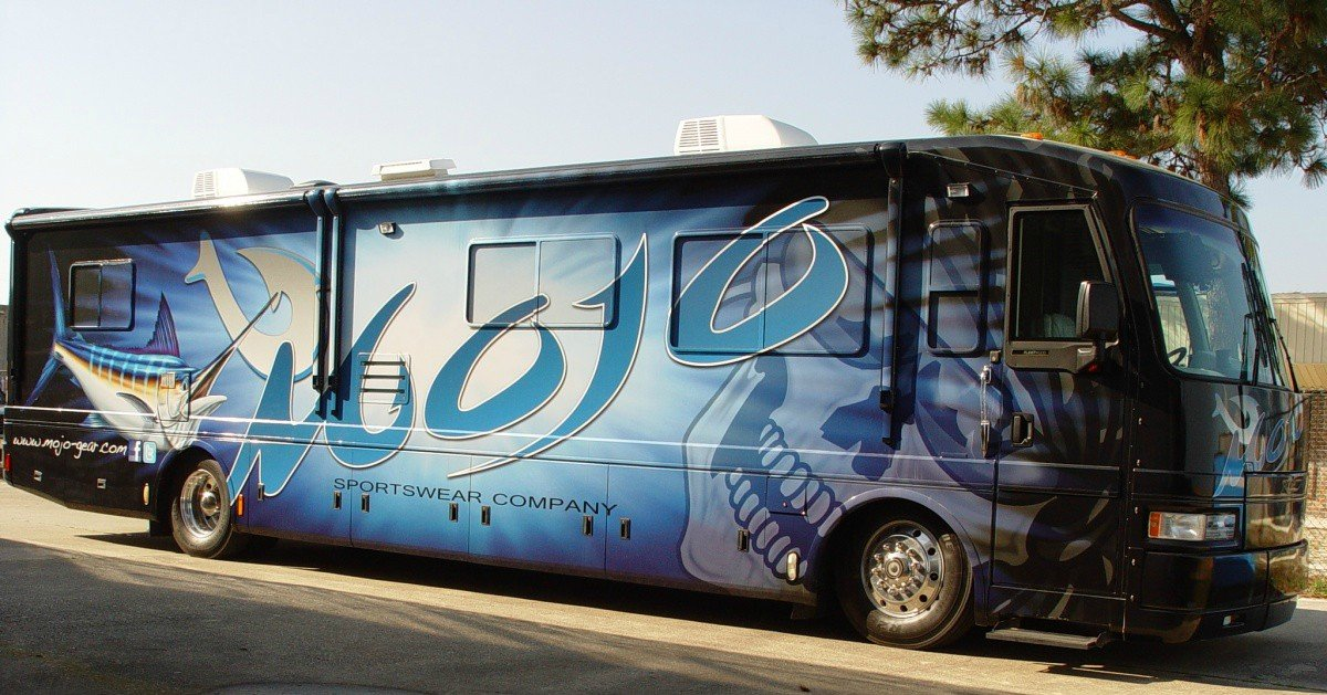 Are You Taking Chances with RV Business Advertising Graphics