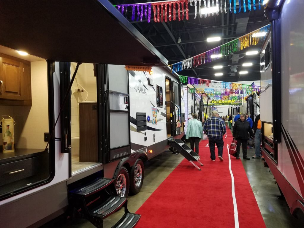 RV shows