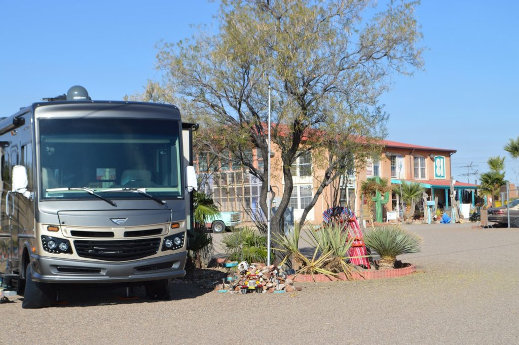 luxury RV resorts