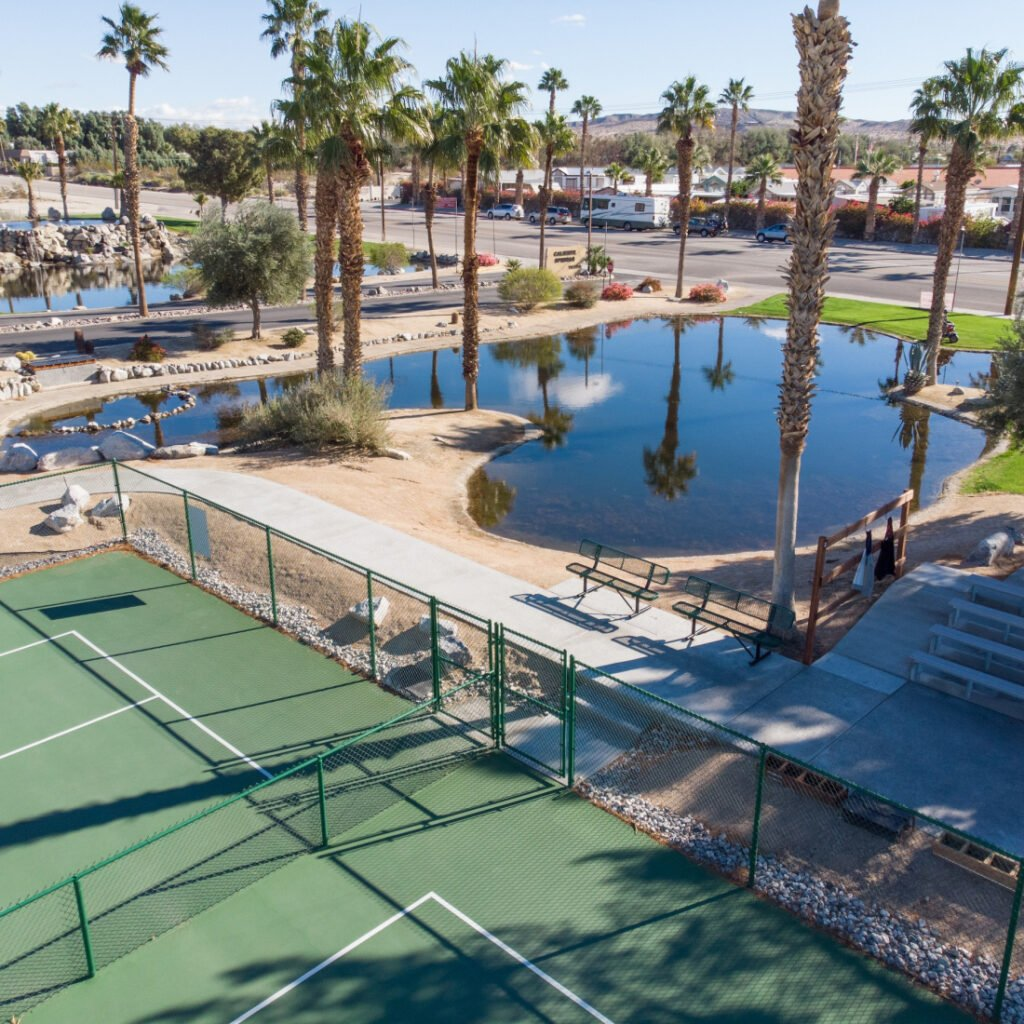 55 and older RV parks