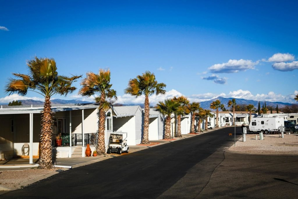 RV resorts