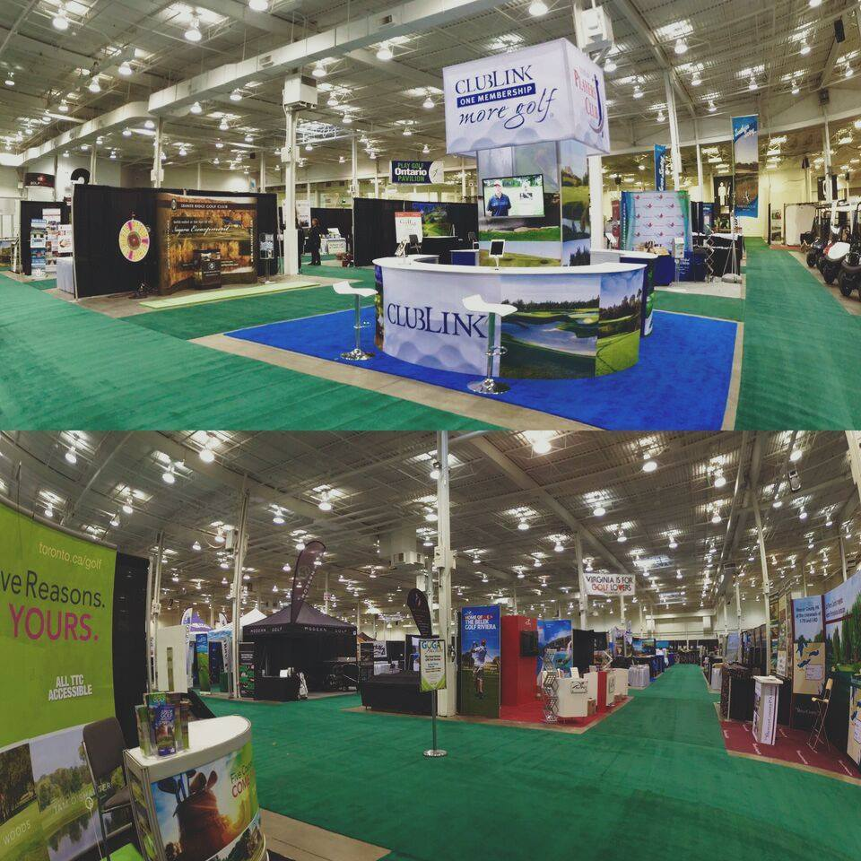golf shows