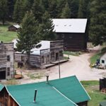 Explore One Of The Best-Preserved Ghost Towns In The West