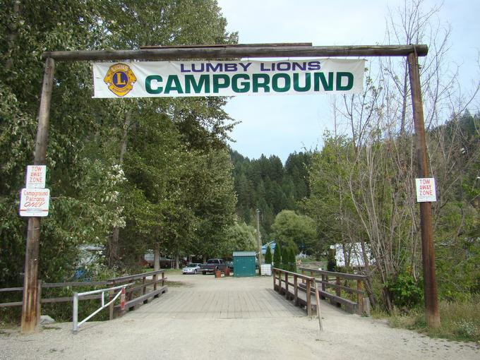 Lions Club Campgrounds