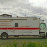 Get A Look Inside This Mobile Communications Center