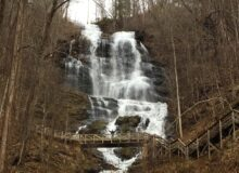 Visit One Of The Highest Waterfalls East Of The Mississippi