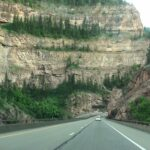 Take A Scenic Drive Through Glenwood Canyon, Colorado