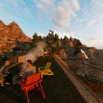 Go Camping and Glamping at Your Campground of the Future