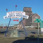 Visiting Dawson Creek, The Beginning Of The Alaska Highway