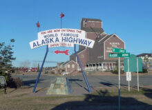 Visiting Dawson Creek, The Beginning Of The Alaska Highway