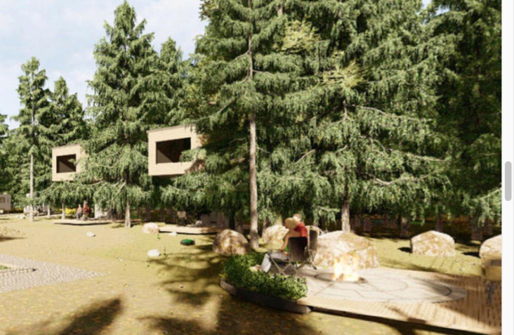 KOA future camping cabin