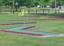 5 Campgrounds With Their Own Mini-Golf Course