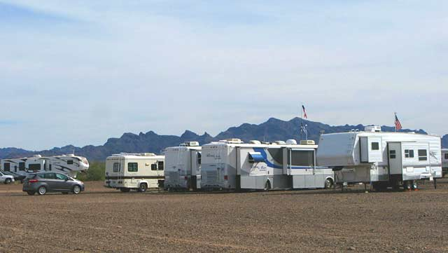 RV boondocking basics