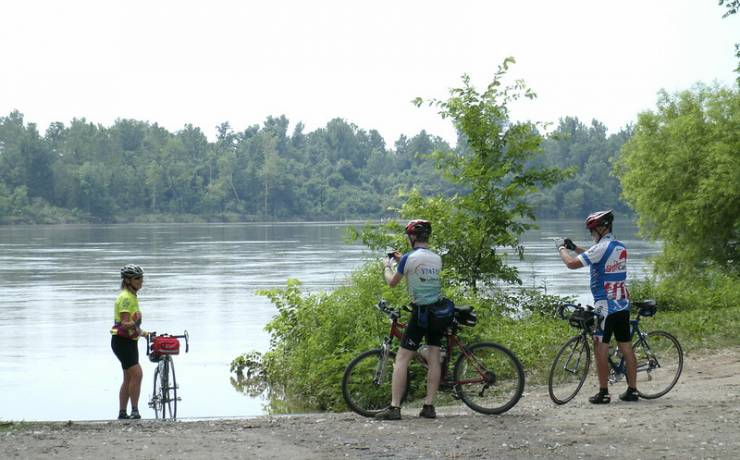 Midwest Campgrounds Near Great Bike and Walking Trails