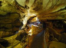 Explore The Underground Caves In Kentucky