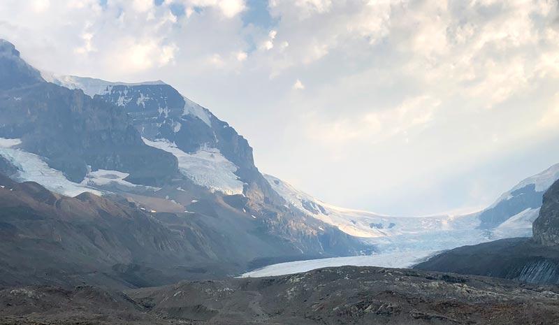 Roadside Glacier RV Trip