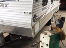 Why It's Important To Check Your RV's Frame