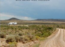 """Find Your Independence with New RV Lifestyle Book """"Unlocating"""""""