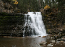 5 Easy Waterfall Hikes In Montana